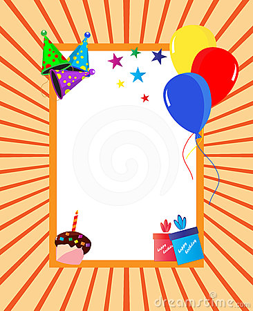 birthday-party-celebration-frame