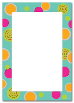 handpicked 10 cool borders for birthday invitations and more